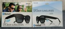 Premium Sound Bluetooth Wireless Speaker Sunglasses with Rechargeable Battery