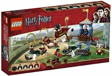 NEW IN BOX - LEGO Harry Potter Quidditch Match - 4737 - 153 pieces - RETIRED