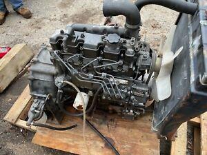 Perkins 104-19 Diesel Engine Complete