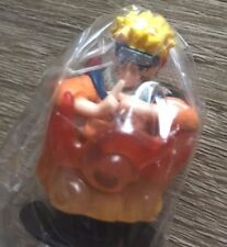 "Naruto Uzumaki Figure with Stand 2"" Tall by Banpresto Japan Offical Anime Naruto"