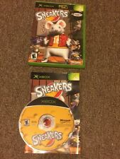 Original Microsoft Xbox Video game Sneakers Toys-R-Us Exclusive Toys R Us Game