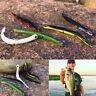 GI- 5Pcs Saltwater Freshwater Fishing Lures Fishing Tackle Artificial Baits Nett