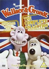 Wallace and Gromit - The Complete Collection [Dvd][Region 2]