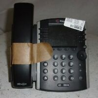 Polycom VVX 411 2201-48450-001 VoIP Digital Phones SEE NOTES