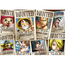 ONE PIECE WANTED Jigsaw Puzzle 1,000 Pieces