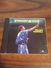 Youssou N'Dour Nelson Mandela [Import] CD (1985, Polydor)