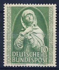 Briefmarken aus der BRD (1948-1954)