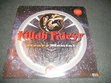 Killah Priest - Heavy Mental 2 LP set sealed vinyl NEW RARE Wu-Tang