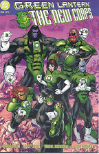 Green Lantern: The New Corps #1-2 (Vf/Nm 1st Prints) (Complete Mini Series)