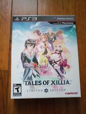 Tales of Xillia -- Limited Edition (Sony PlayStation 3, 2013) Complete