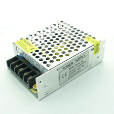 110V 220V AC to 12V DC 5A 60W Universal Switching Power Supply for LED Strip CN