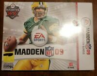PRIMA OFFICAL GAME GUIDE - MADDEN NFL 09 LIMITED EDITION BUNDLE - NEW
