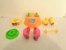 1992 Tiger Captain Planet Dukes Exploding Reactor Action Figure Playset Complete