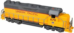 New Ray 1/32nd Union Pacific Train Locomotive Engine With Sound 22 inches Long