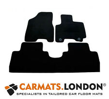 Kia Sportage 2005 - 2009 Tailored Car Floor Mats Complete Fitted Set in Black