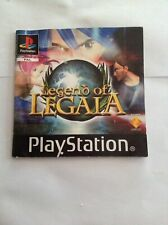 Ps1 Manual Only Legend Of Legaia