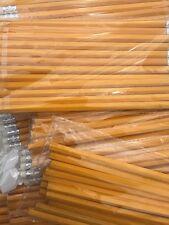 Lot Revendeur Destockage De 120 Crayons À Papier Avec Gomme