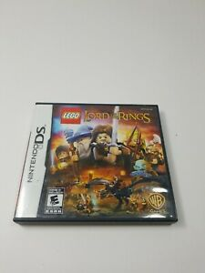 LEGO The Lord of the Rings (Nintendo DS, 2012)