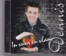Dennis-In Vuur En Vlam cd album