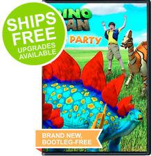 Dino Dan Dino Party (DVD, 2010) NEW, Sealed, Dinosaurs, Prehistoric, Ice Age