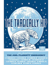 "Tragically Hip - 2004 Concert Poster - 8""x10"" Photo"