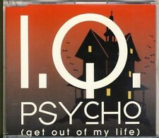 I.Q. - psycho (get out of my life)  3 trk MAXI CD 1993