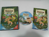 Tarzan y Jane Walt Disney - DVD + Extras Español English