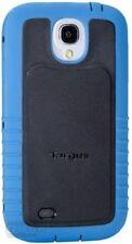 Samsung S4 Targus SafePORT Rugged Hard Case Shock Protection Blue Cover Phone