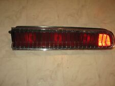 1969 1970 MERCURY COUGAR RIGHT HAND COMPLETE TAIL LIGHT