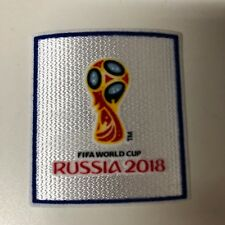 FIFA Russia 2018 World Cup jersey patch - iron-on