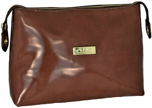 Clutch Bag Frau Brown Alv By Alviero Martini