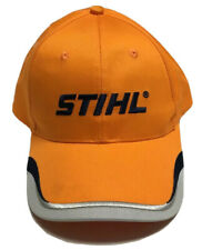 Stihl Outfitters Hat Power Tools Equipment Manufacturing Baseball Cap Orange