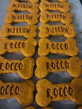 Personalised Natural Dog Treats Made To Order