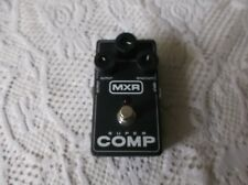 MXR Super comp  pedal ( used )