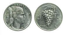 pci3109) Italia Repubblica in Italma - lire 5 1948 Uva