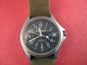 LL Bean Hamilton 9931 Black Watch military vintage 9931 no reserve