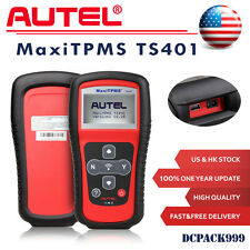 Autel Maxi TPMS TS401 Scanner Automotive Tools Diagnostic snap on Tire Pressure