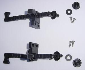 BOAT VENT WINDOW SIDE VENT ADJUSTER  ARM HANDLE OPENER SIDE NEW adjusters pair !