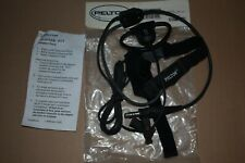 Peltor Headset Single Earpiece and Throat Microphone Combo MT9HTM05 NEW