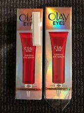 Olay Eyes Firming Eye Serum For Wrinkles & Sagging Skin X2 Packaging Damage