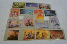 15x Assorted Fantasy Postcards -Unposted-