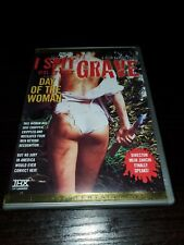 I Spit On Your Grave - Millennium Edition (DVD 2004) Joe Bob Briggsn Meir Zarchi
