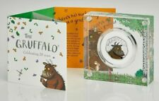 2019 The Gruffalo silver proof 50p The royal mint coin limited edition SOLD OUT