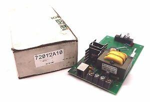 Gebraucht AJAX U-01-1052-10-B Verstärker Platte 72012A10 U01105210B