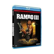 Blu-ray Neuf - Rambo III [Version Restaurée]