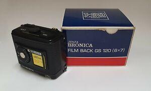 Zenza Bronica 120 Film Back 6x7 - GS1