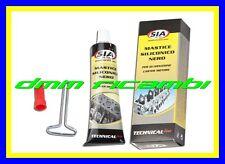 Mastice Siliconico Pasta Nera Alta Temperatura guarnizioni motorsil Auto motore