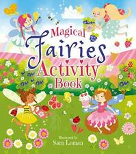 The Magical Fairies Activity Book By Activity Book