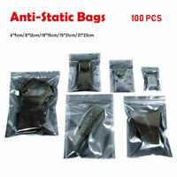 60x90,80x120,100x150,150x210,210x230mm Antistatik Beutel ESD Abschirmbeutel Tüte