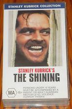 The Shining ( Stanley Kubrick) Jack Nicholson ( New & Sealed Vhs) 1980